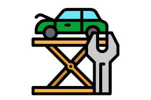 сервис автомобиля